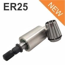 Drag Knife Tool including ER25/16 collet