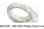 66233R - MD1200 Plastic Dual Line 900mm