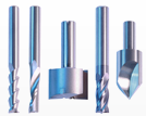 Router bits for timber, plastic, aluminium