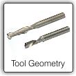 Routing Tool Geometry